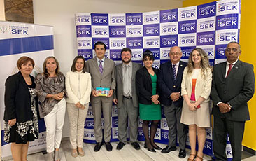 Professor do PPGA participa de evento no Equador
