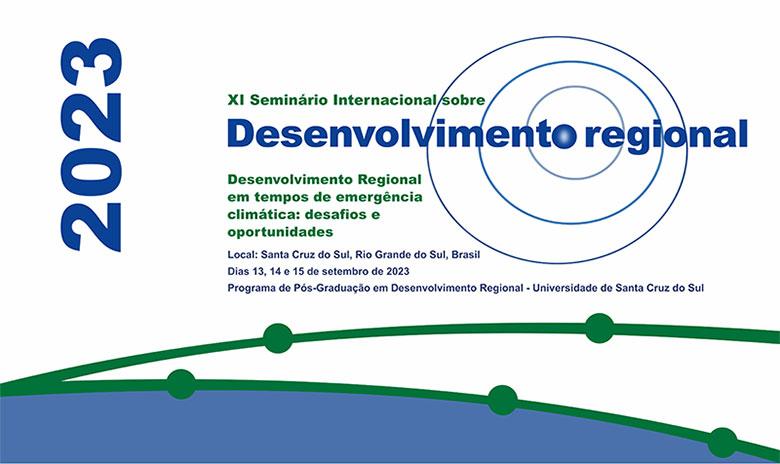 Resultado de imagem para SEMINÁRIO INTERNACIONAL SOBRE DESENVOLVIMENTO REGIONAL (SIDR) 